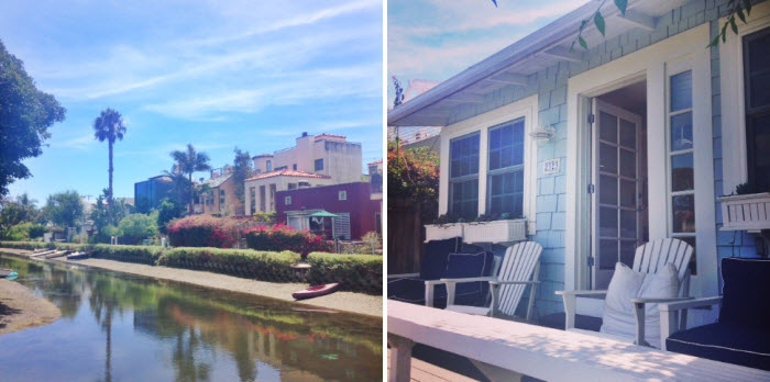 2-What I did in LA via {what you fancy}