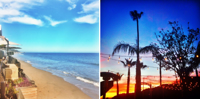 6-What I did in LA via {what you fancy}